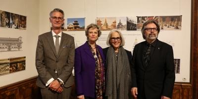 Eröffnung UNESCO-Lehrstuhl, © Arian Lehner