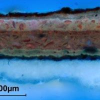 Chemisches Labor - Querschliff