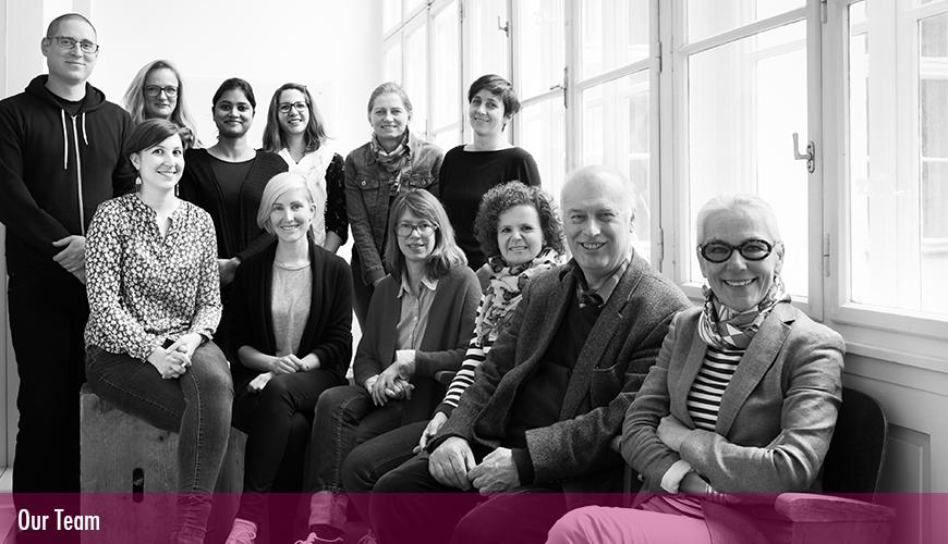 Teamphoto Konservierung und Restaurierung Angewandte Wien