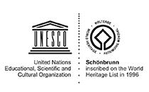 Unesco_Schönbrunn_logo