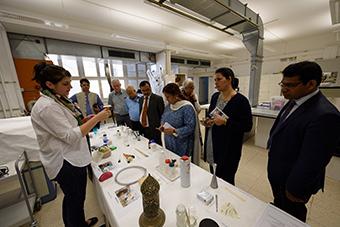 Cultural Heritage Conservation workshop 2018