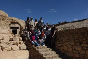 Preserving Archaeological Findings in Egypt