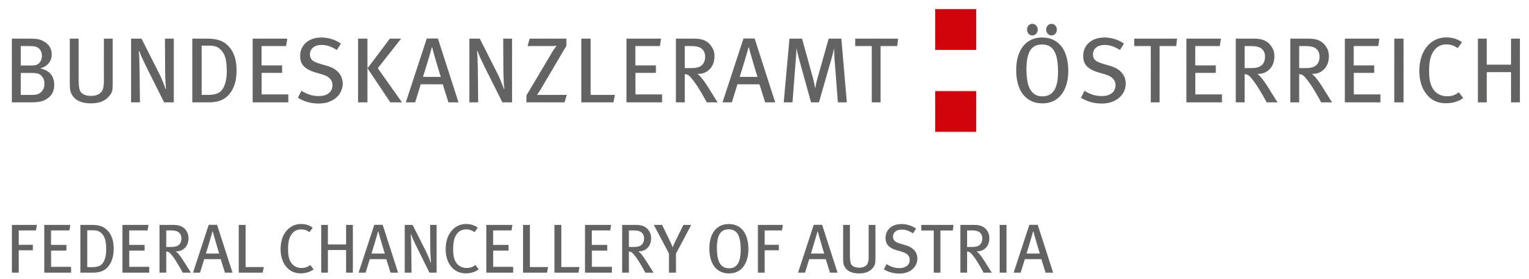 Logo Bundeskanzleramt Österreich